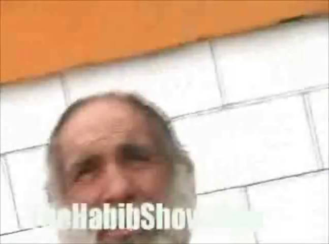 Tijuana Homeless Drunk White Boy