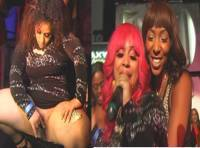UrbanX Awards Pinky with her Natural hair Free Styling