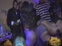 HARLEM KNIGHTS STRIP CLUB WITH LIL SCRAPPY MAKING IT RAIN $15K ON THESE STRIPPERS