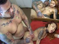 ASIAN PORN PREVIEW..KIMBERLY CHI AND HOOD RICAN TATTOO IN CHICAGO