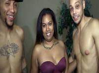 LATEST DOMINICAN PORN PREVIEW...LEONA BANKS GETS FUCKED BY THE DOMINICAN SQUAD