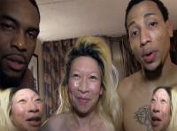 ASIAN BBC THREESOME PORN  PREVIEW...VERONICA MEI LEE THE CHINESE CONNECTION